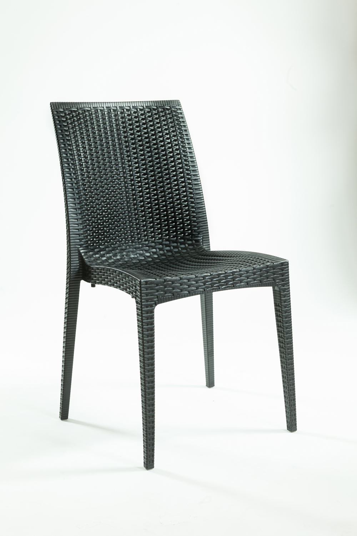 stuhl korbweideneffekt. Black Bedroom Furniture Sets. Home Design Ideas